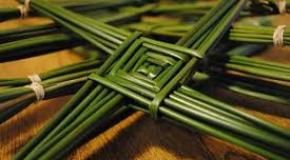 St Brigid's Crosses